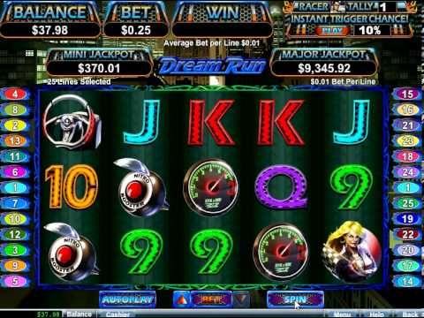 Dream Run Slot Machine