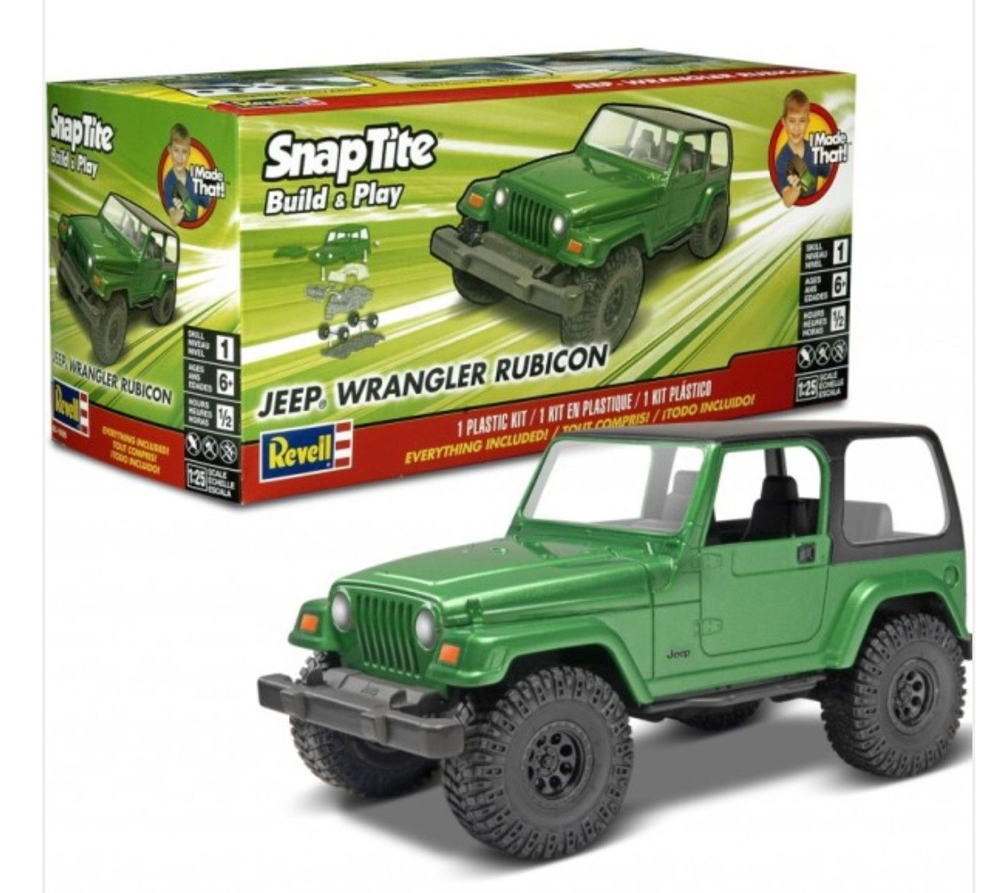 Pin by Chris Roberts on Jeep Lovin' in 2020 Revell model