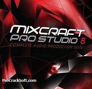 Acoustica Mixcraft Crack 8 (Full + Setup) | software | Logos