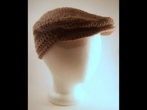 71aec35c Cast of Crew Crochet Cap Part 1 of 2 Tutorial - YouTube | crocheted ...