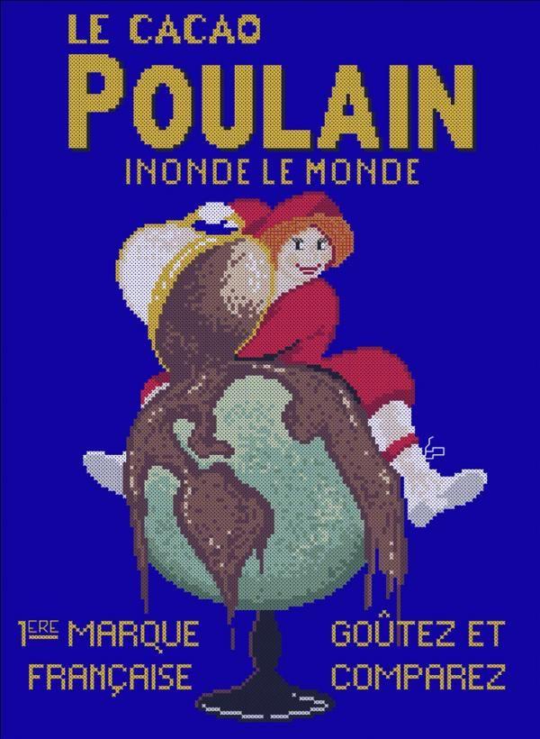 chocolat poulain point croix - Pesquisa do Google