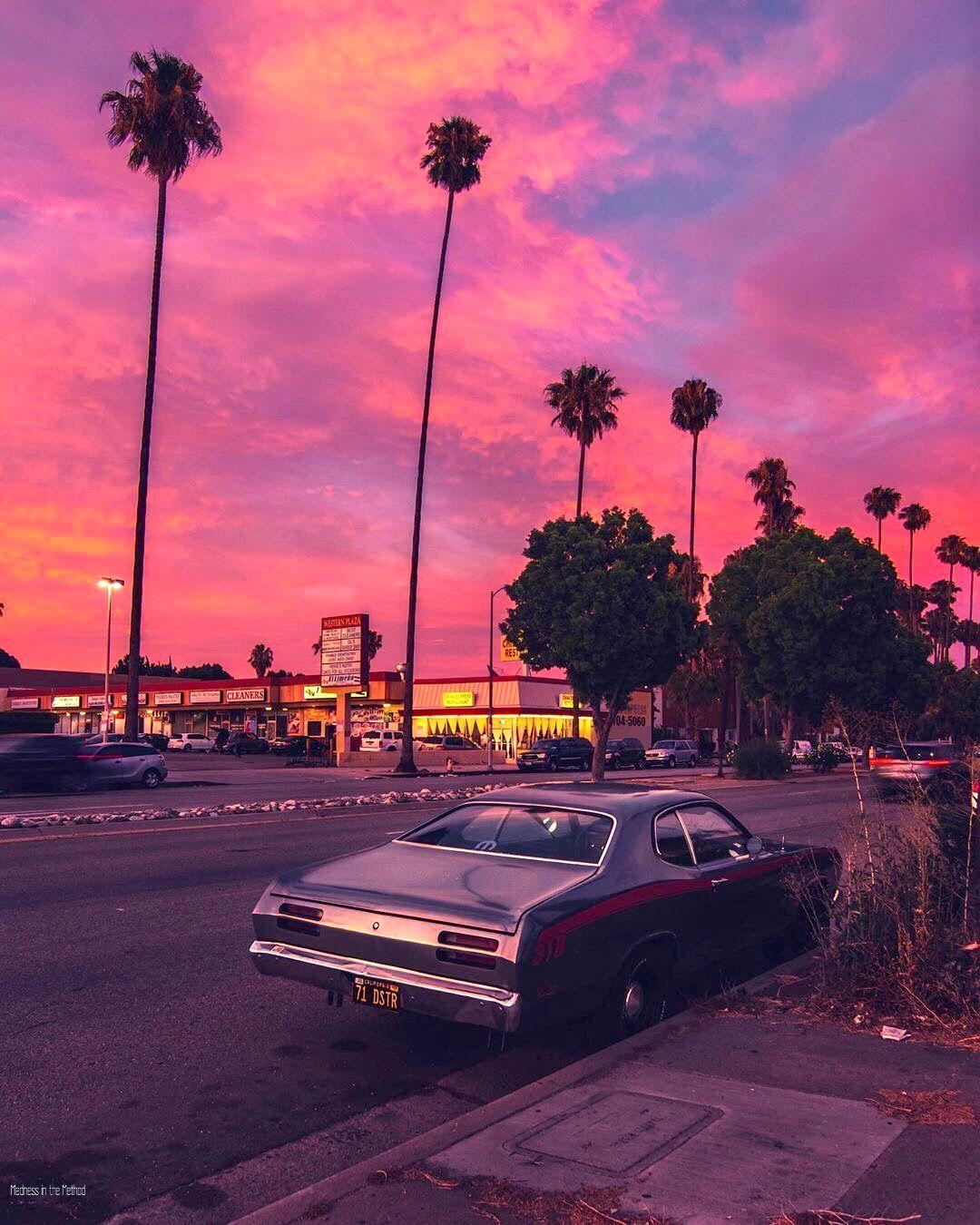 Sunset Sunrise I 2020 Seje Billeder Baggrunde Baggrund