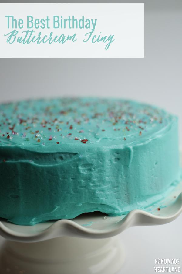 Prime The Best Birthday Buttercream Icing Recipe Icing Recipe Birthday Cards Printable Inklcafe Filternl