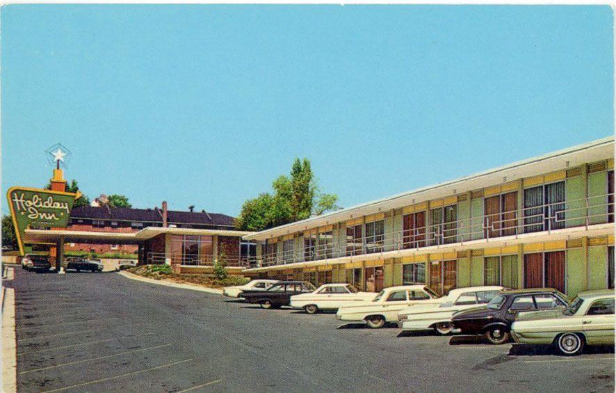 Holyday Inn Winsto M North Carolina