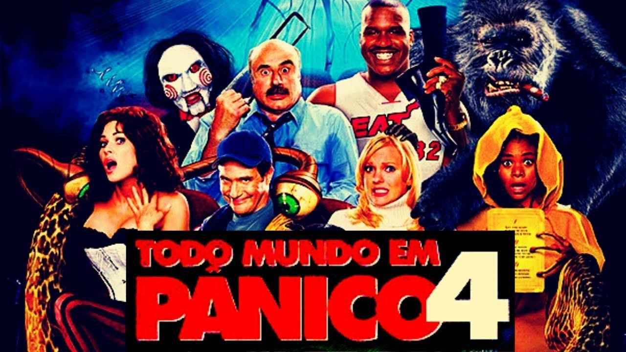 Todo Mundo Em Panico 4 Filme Completo Dublado Hd Melhores Filmes