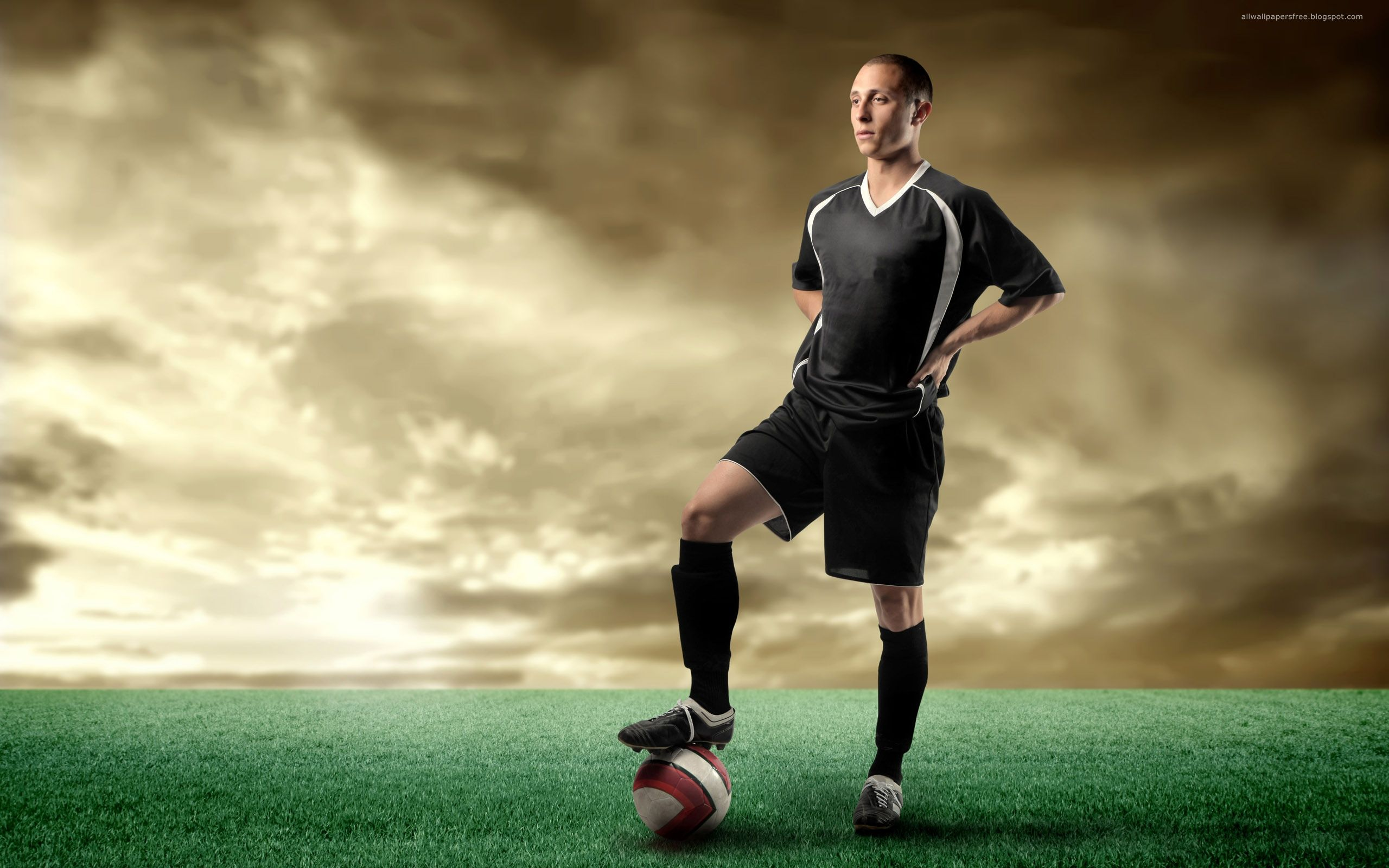 2560x1440 Ready To Play Football Youtube Channel Cover Football Youtube Sports Action Photography Action Photography