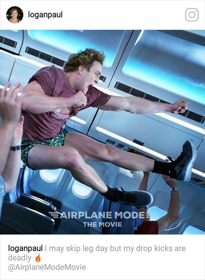 download airplane mode logan paul