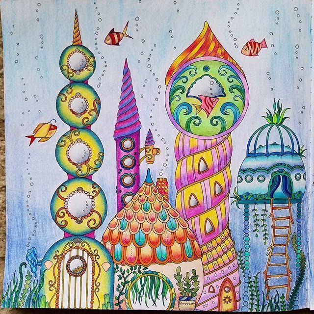 Pin de LauraBre en libros para colorear | Pinterest | Océano, Libros ...