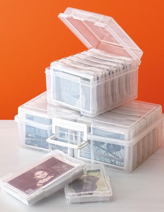 Three Ways To Organize Photographs Clean Mama Organize
