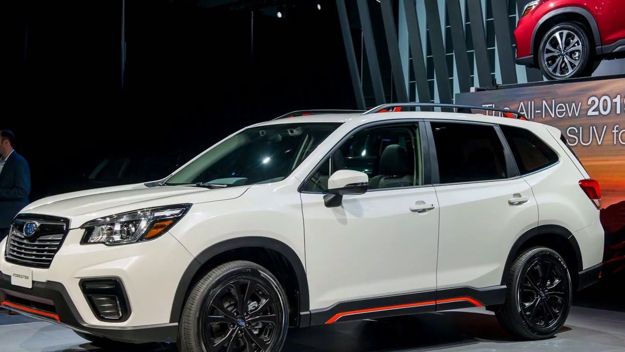 WATCH NOW.. 2019 Subaru Forester Preview First Look https