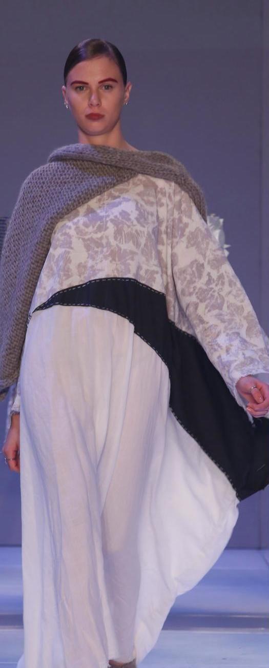 diseño de indumentaria de autor , moda sustentable , alumnos y egresados de Eamoda presentan sus colecciones de autor #ClippedOnIssuu from EA&MODA #11 I EAMODA Argentina