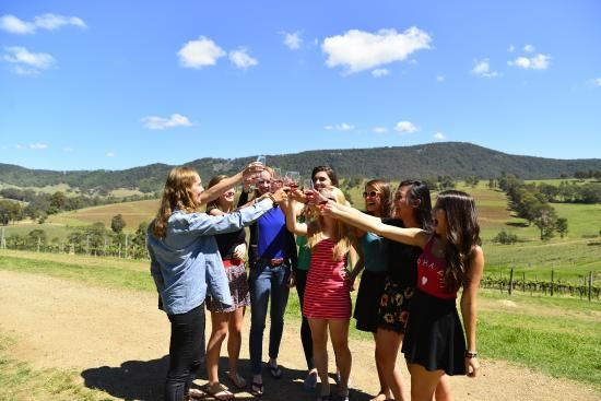 Melbourne Zepher Tours - wine and beer