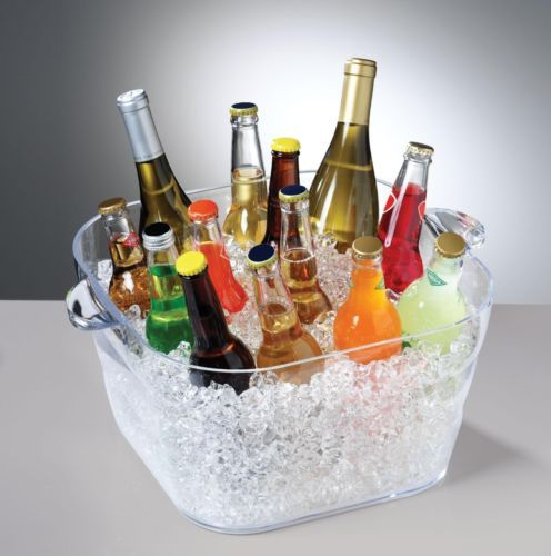 Party-Beverage-Tub-Ice-Cooler-Beer-Chiller-Chests-Beer