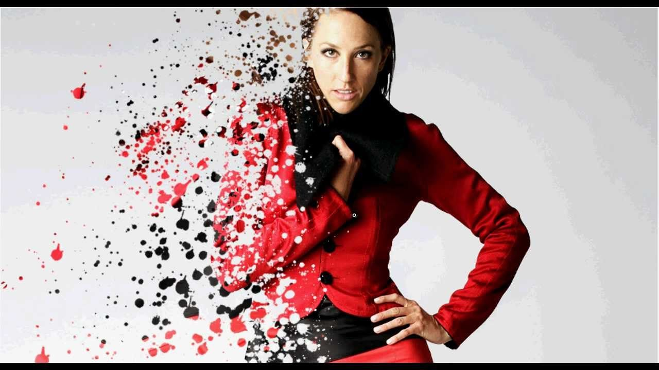 56 best adobe photoshop video tutorials collection it is time to photoshop splatter dispersion photomanipulation tutorial gives you directions how to create a splatter type effect with a photo using photo shop baditri Image collections