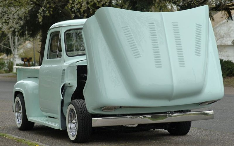 Tilt Frontend picture 2 | F100 ideas | 1956 ford truck, Ford