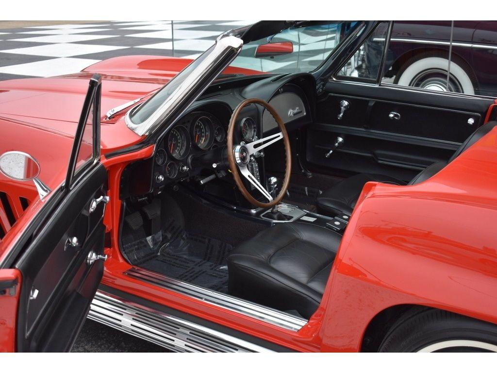 1965 Chevrolet Corvette Little Red Corvette 1965 Corvette Corvette