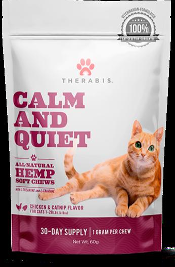 Pin by Nana Li on pet supplements in 2020 Calming cat