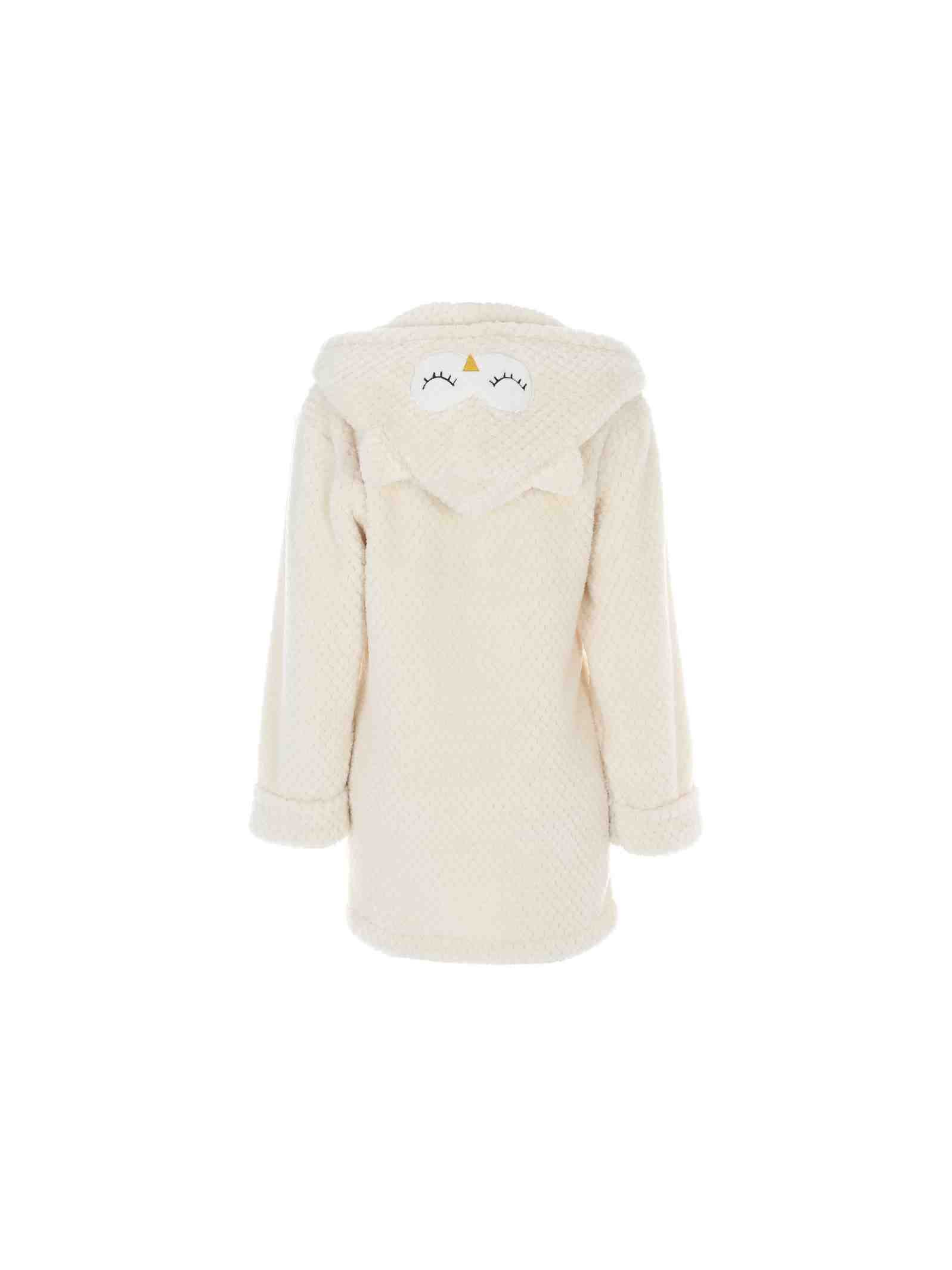 eb5e87f9d3 Get ready to snuggle up this A W in this women s novelty owl robe. With a  large button fastening