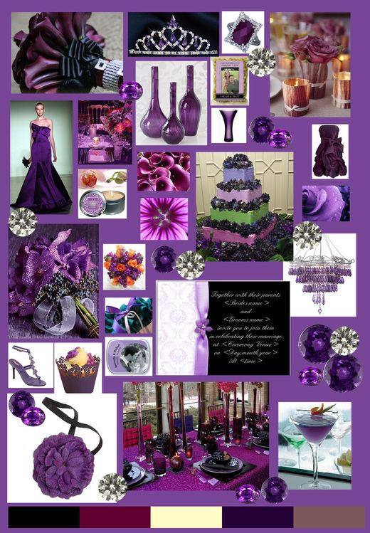 Purple Wedding Cake Table Decorations Wedding Cakes Zone Lots Of Different Ideas With Pu Purple Wedding Decorations Purple Wedding Cake Table Purple Wedding