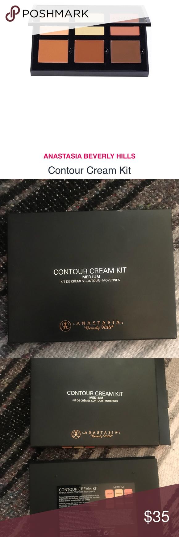 Anastasia Beverly Hills Contour Cream Kit My Posh Picks