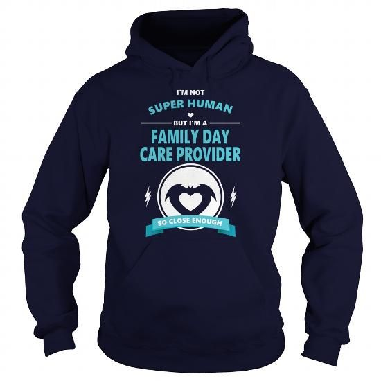 Awesome Tee FAMILY DAY CARE PROVIDER JOBS TSHIRT GUYS LADIES YOUTH TEE HOODIE SWEAT SHIRT VNECK UNISEX Shirts & Tees