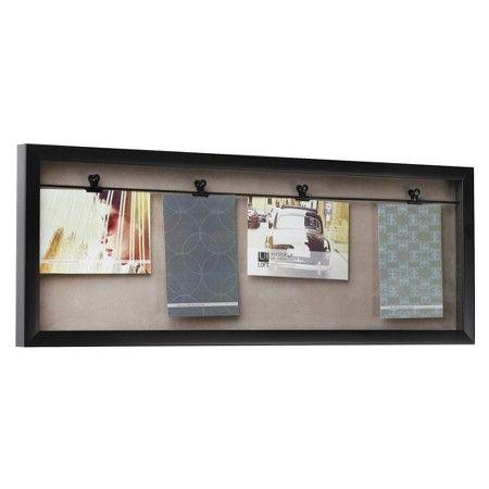 loft by umbra horizontal 4 clip photo line frame target