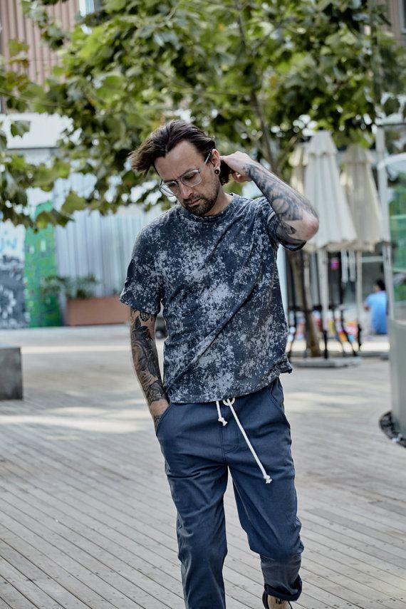 1bfe1946ea61f mens streetwear - mens clothing - casual pants - mens pants - mens urban  clothing - cotton pants - l