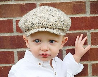 Scally Cap Crochet Hat Pattern  Instant Download  (Permission to ... 265b13982517