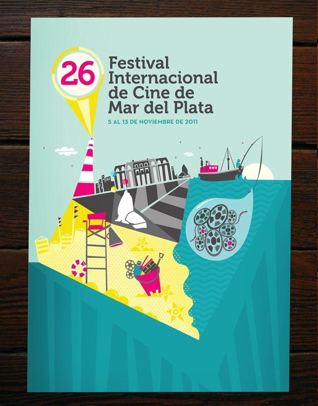FESTIVAL DE CINE MDP 2011