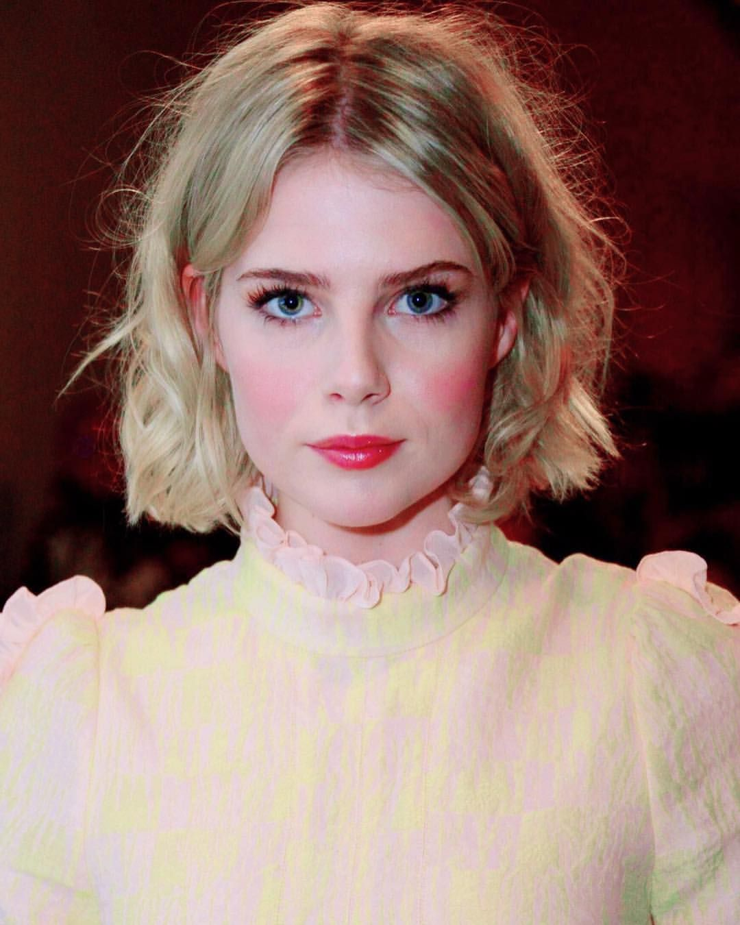 Lucy Boynton (born 1994 (born in the United States