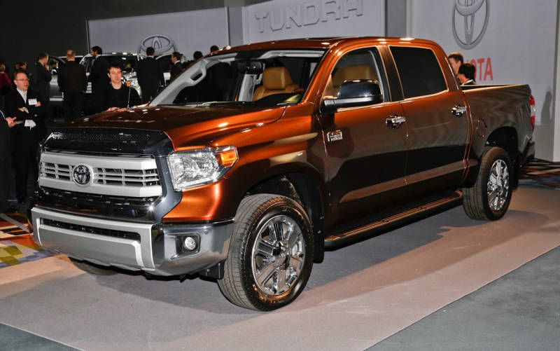 2016 Toyota Tundra Release Date Specs Price Reviews