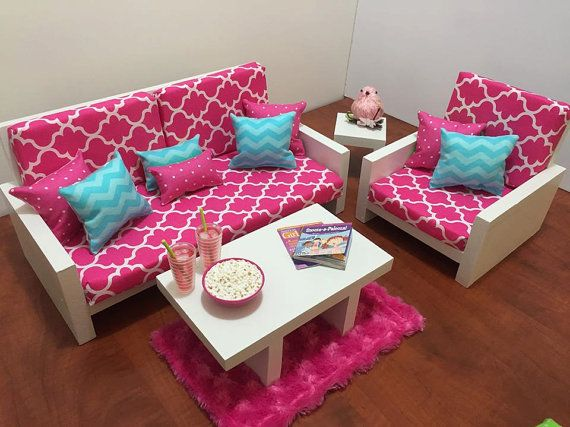 American Girl Doll Furniture. 18\