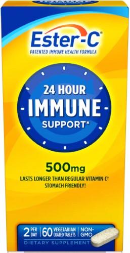 image regarding Ester C Coupon Printable identify Ester-C 24 Hour Immune Company Nutritional Health supplement Supplements