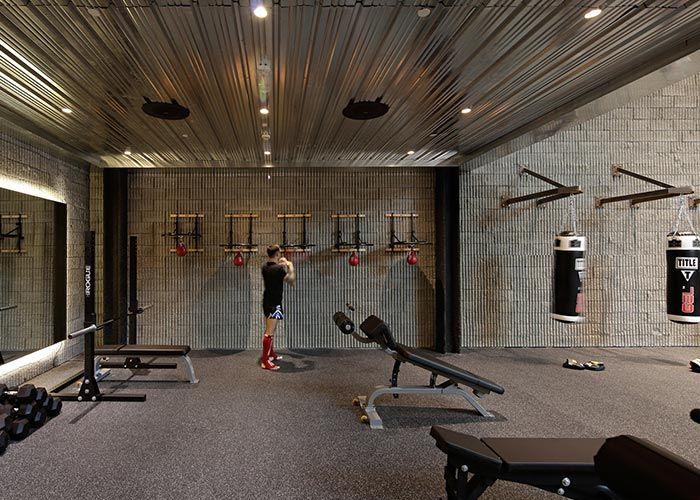 Kuwait Boxing Gym Google Search Gym Interior Gym Design Interior Boutique Gym