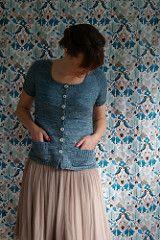 Ravelry: Streamside pattern by Cecily Glowik MacDonald