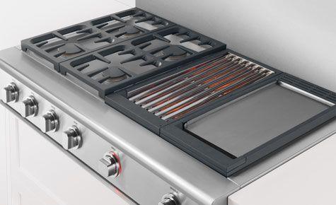 Indoor Grill Cooktop Quotes Cocinas De Lujo Encimeras Cosinas Integrales