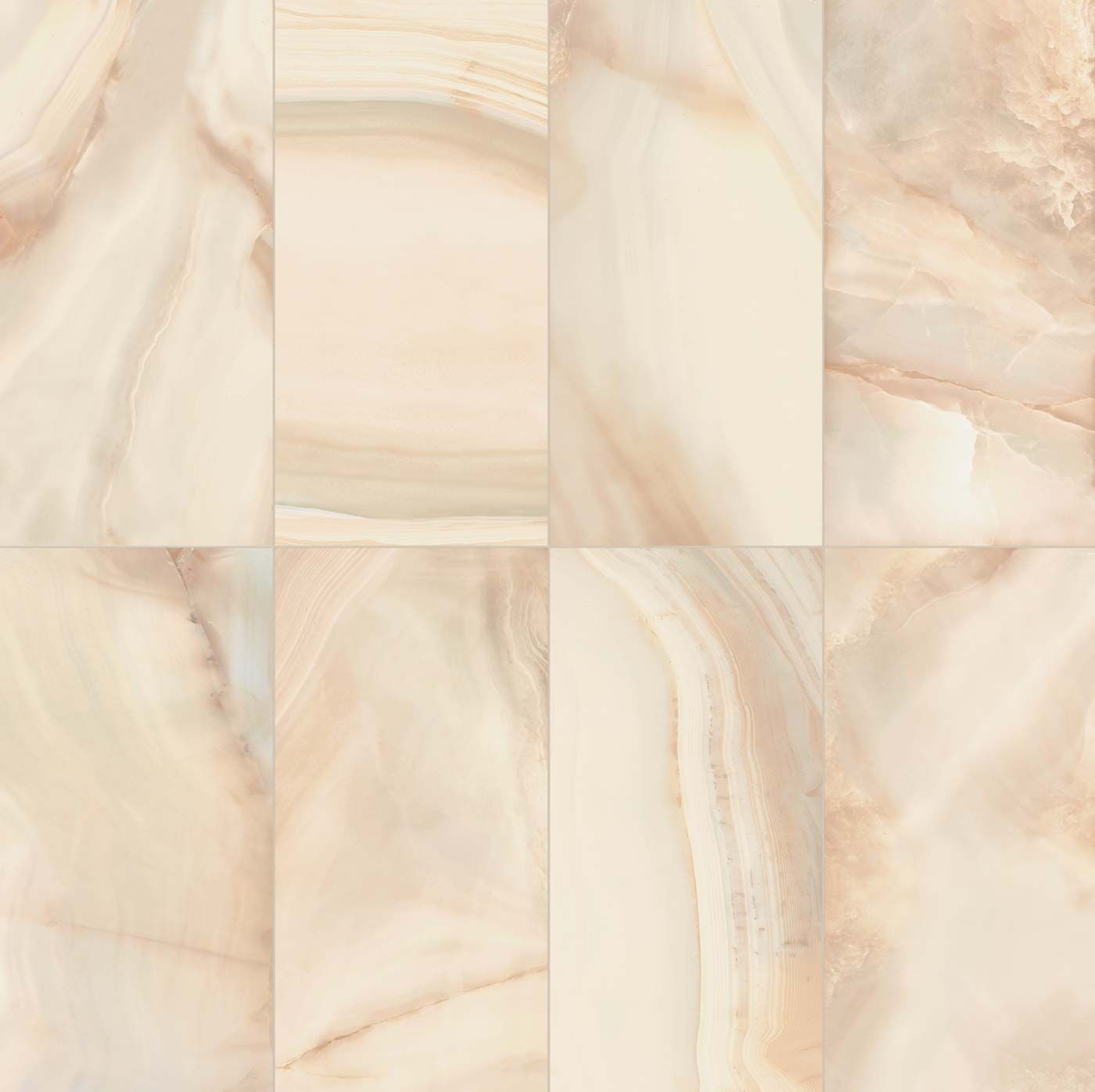 Alabaster Marble Flooring Of Shiny Ceramic Tiles Alabastri