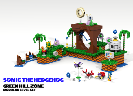 Lego Sonic The Hedgehog With Images Sonic Sonic The Hedgehog Cake Sonic The Hedgehog