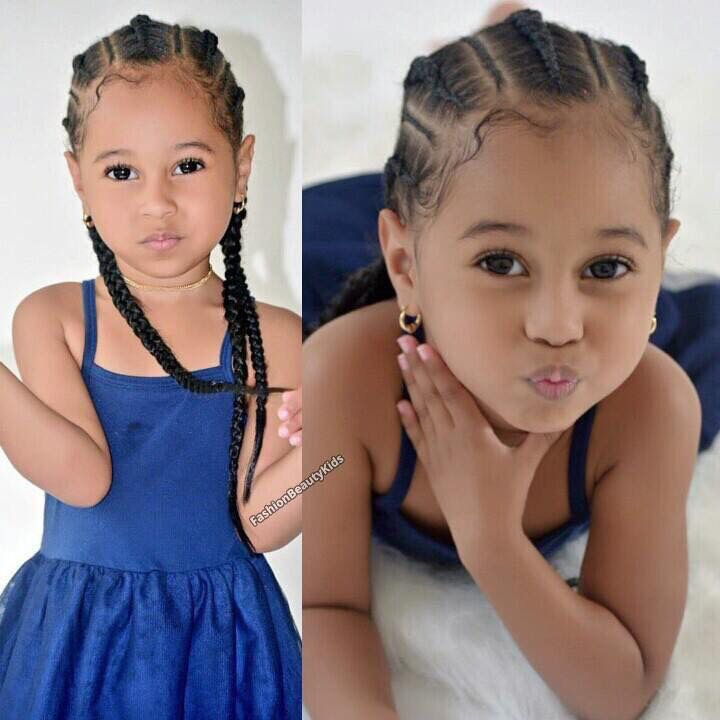 Cute Little Girl Who Is Mixed Mixed Girl Hairstyles Mixed Kids Hairstyles Kids Hairstyles