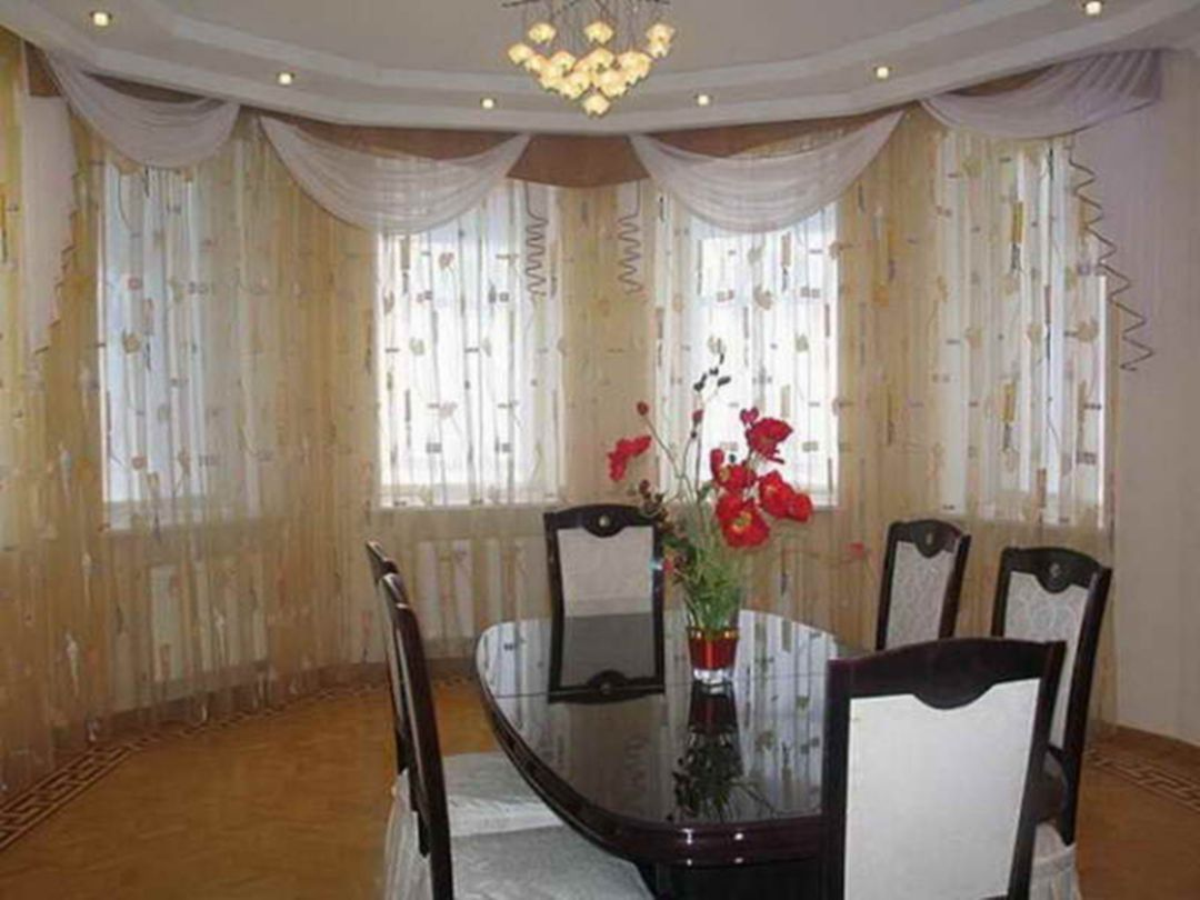 20 Wonderful Farmhouse Curtain Design Ideas For Your Home Rooms Beautiful Dining Rooms Kitchen Curtain Designs Modern Kitchen Window
