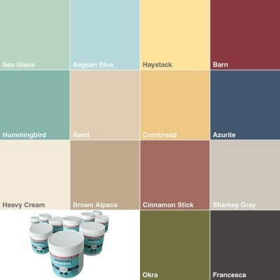Wonderful Martha Stewart Living Tester Sampler Interior Latex Paint, 14  Pack MSLDSP 14