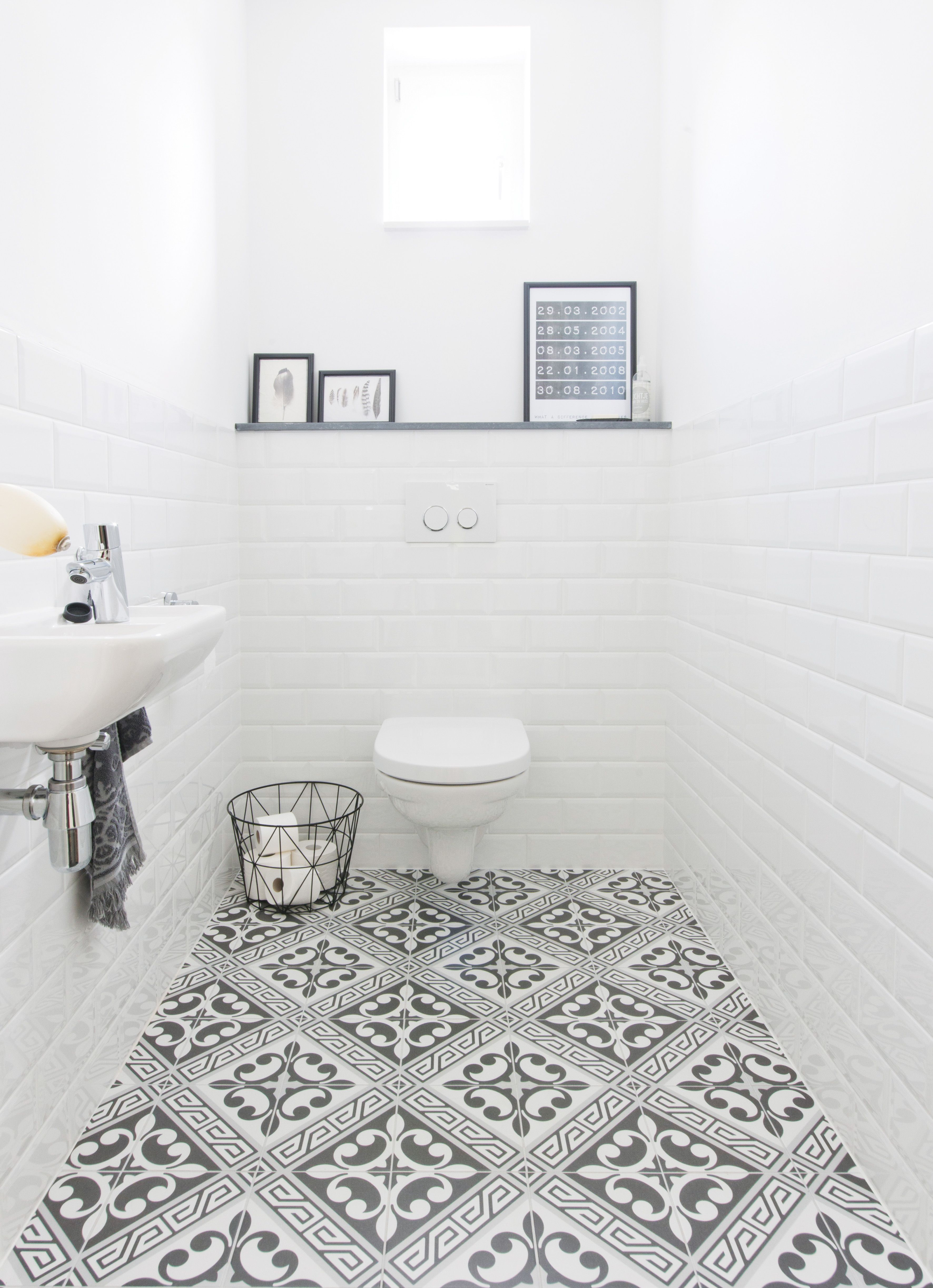 Playfully pattern tiles from Stone and Ceramic Warehouse. Julia Grey ...