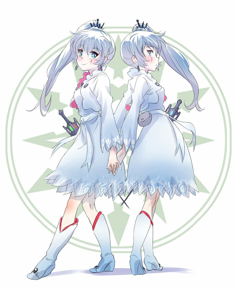 Weiss x Weiss, Twice the Weiss Rwby, Anime, Anime dubbed