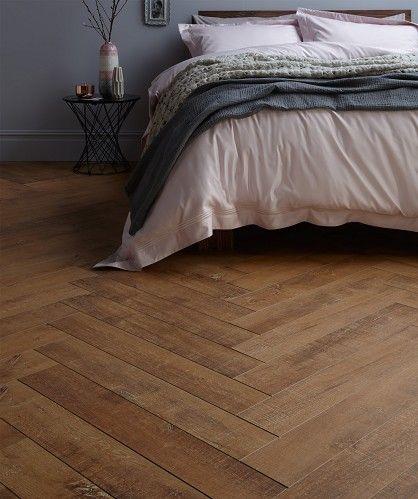 Herringbone Natural Laminate Flooring, Laminate Flooring Bedroom