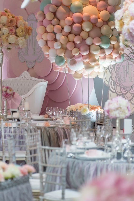 44 Amazing DIY New Year's Eve Balloon Decor Ideas ...