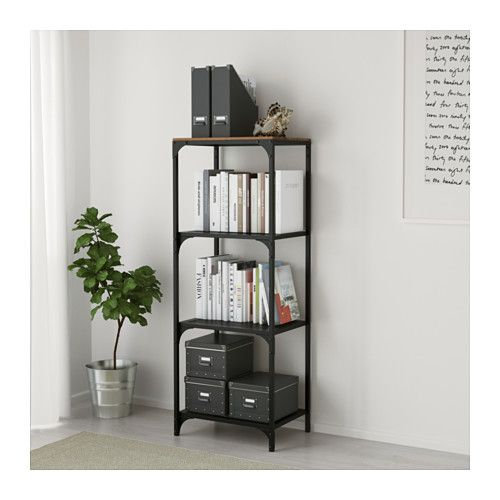 fj llbo regal schwarz ikea pinterest regal ikea und wohnzimmer. Black Bedroom Furniture Sets. Home Design Ideas