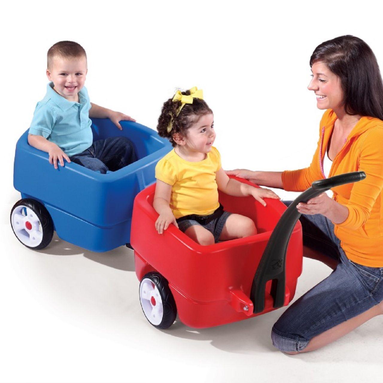Platz für kinder, jungen und mädchen wagen für kinder choo choo kunststoff  bollerwagen  pinterest