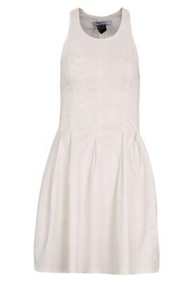 Vestido Colcci Slim Loose Pregas Off-white - Compre Agora | Dafiti