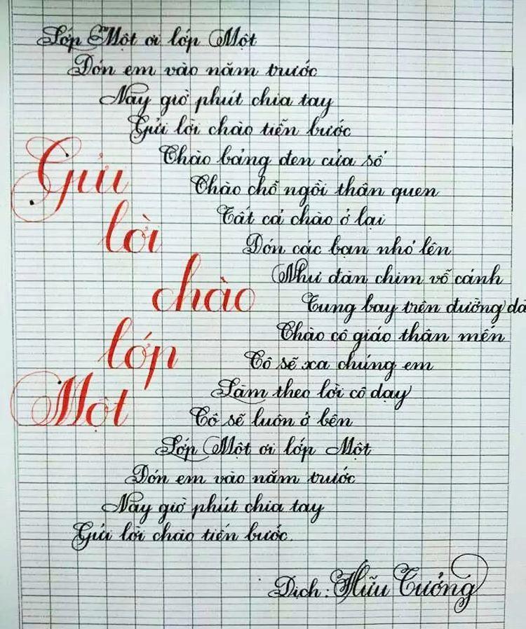 Chữ đẹp, lại còn trình bày đẹp nữa   Viết chữ, Nghệ thuật chữ viết, Nghệ thuật viết chữ