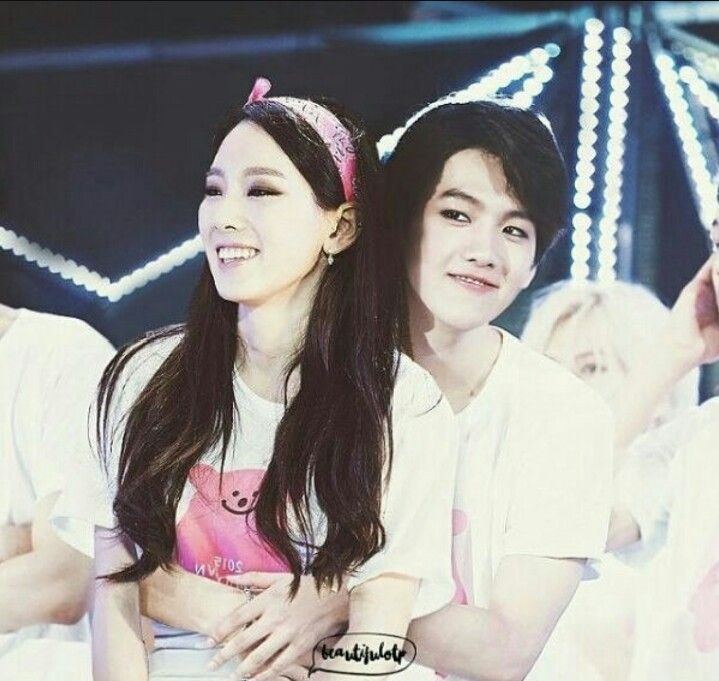baekhyun and taeyeon relationship marketing